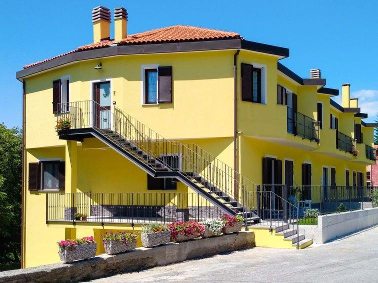 Ferienwohnung Acero (SBO104) in San Bartolomeo del Bosco - 4 Personen, 1 Schlafz, vakantiewoning in Quiliano