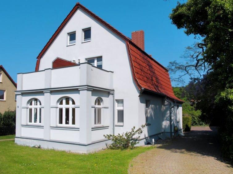 Apartment Ferienhaus Holtz  in Zinnowitz, Usedom - 2 persons, holiday rental in Zinnowitz