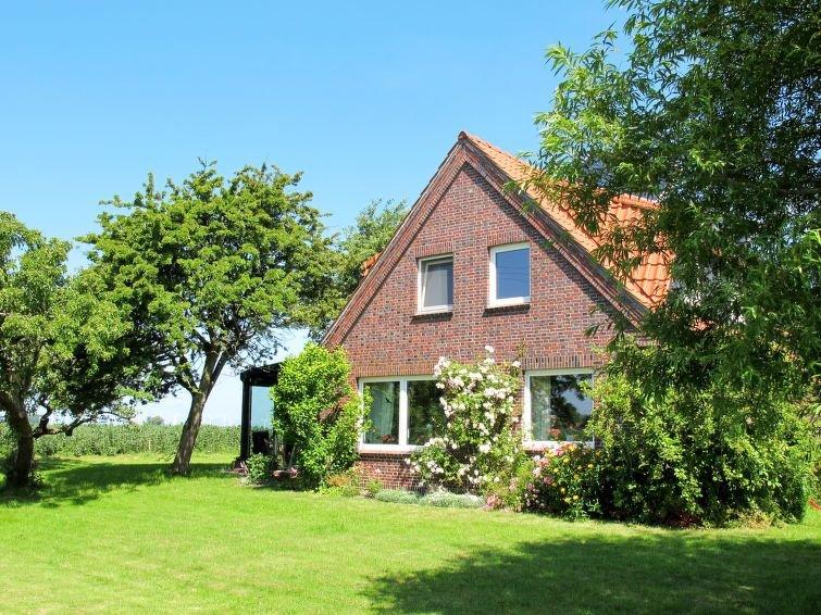 Apartment Landhaus Mahnhamm  in Wangerland - Wiarden, North Sea: Lower Saxony -, vacation rental in Minsen