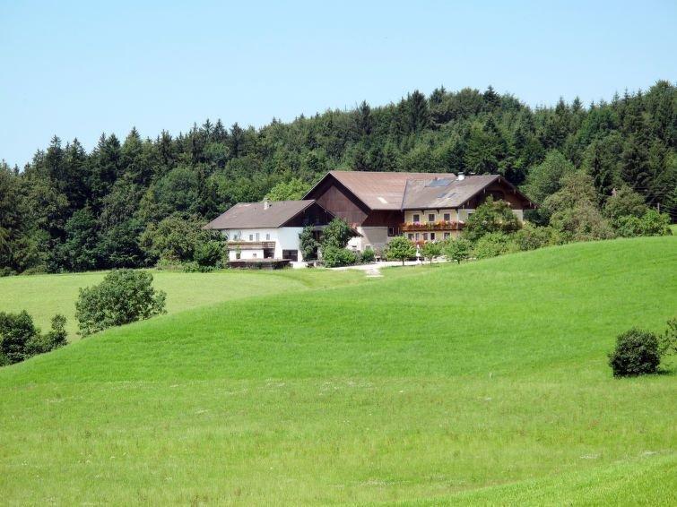 Ferienwohnung Bauernhof Vorderroid (MON400) in Mondsee - 4 Personen, 1 Schlafzim, Ferienwohnung in Attersee