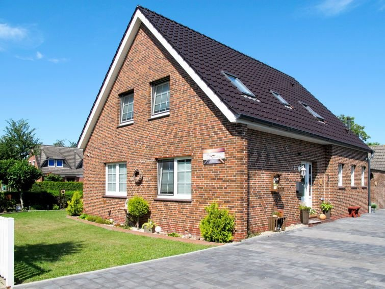 Ferienwohnung Hannelore (HKI141) in Hohenkirchen - 4 Personen, 2 Schlafzimmer, casa vacanza a Wangerland