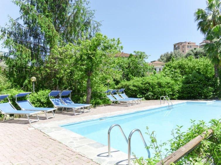 Apartment Agriturismo Asplanato  in Dolcedo - Lecchiore, Liguria: Riviera Ponen, holiday rental in Prela