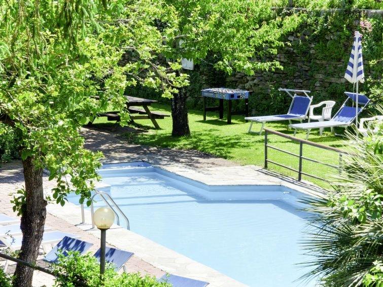 Ferienwohnung Asplanato (DOL161) in Dolcedo - 4 Personen, 2 Schlafzimmer, holiday rental in Prela