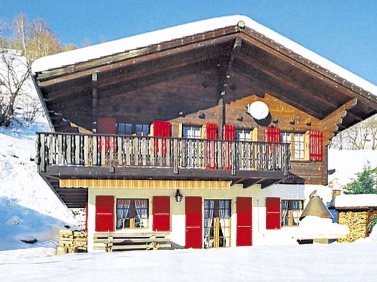 Ferienhaus Chalet Walliserträumli (BET410) in Bettmeralp - 8 Personen, 3 Schlafz, location de vacances à Bettmeralp