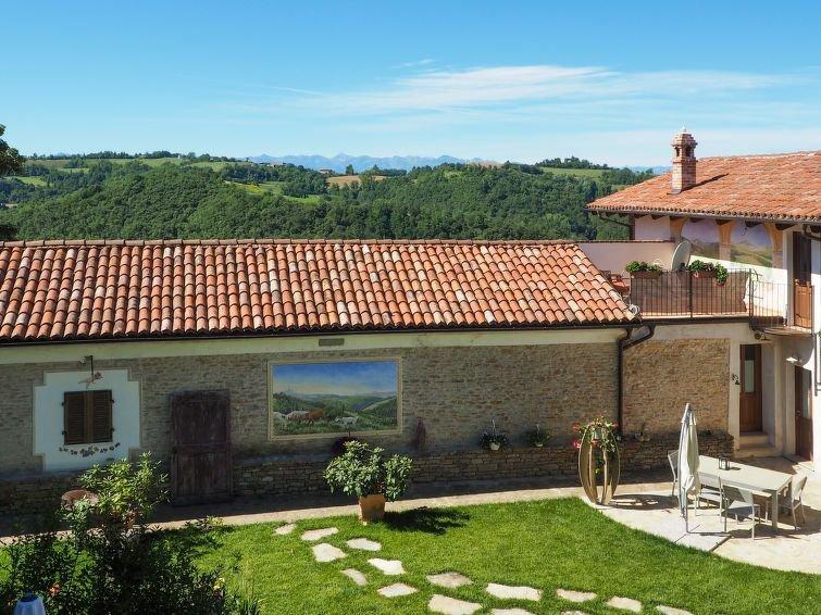 Ferienwohnung Cavallo (MZO102) in Murazzano - 4 Personen, 2 Schlafzimmer, vakantiewoning in Rocca Ciglie