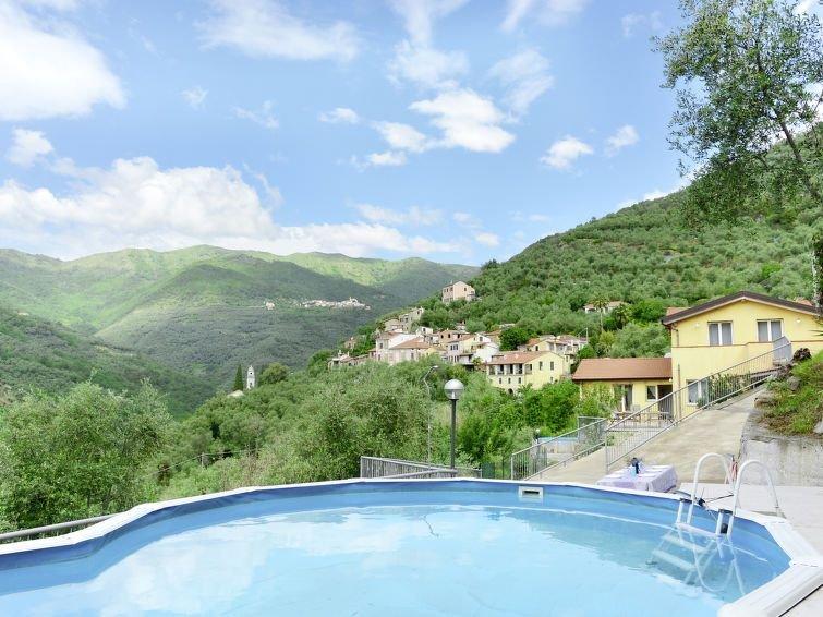 Ferienwohnung Adriana (PRE170) in Prelà/Praelo - 6 Personen, 2 Schlafzimmer, holiday rental in Prela