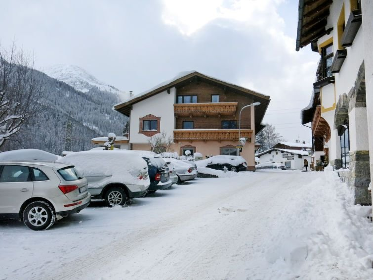 Apartment Haus am Schönbach  in St.Anton/St.Jakob, Arlberg - 2 persons, 1 bedro – semesterbostad i Landeck