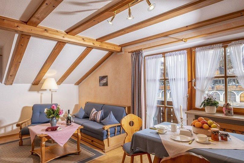 Ferienwohnung für 1-2 Personen, mit 2 Balkonen, location de vacances à Berchtesgaden