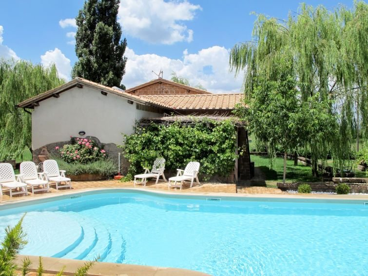Ferienhaus Casa Riccardo (BOL563) in Lago di Bolsena - 8 Personen, 3 Schlafzimme, vacation rental in Capodimonte