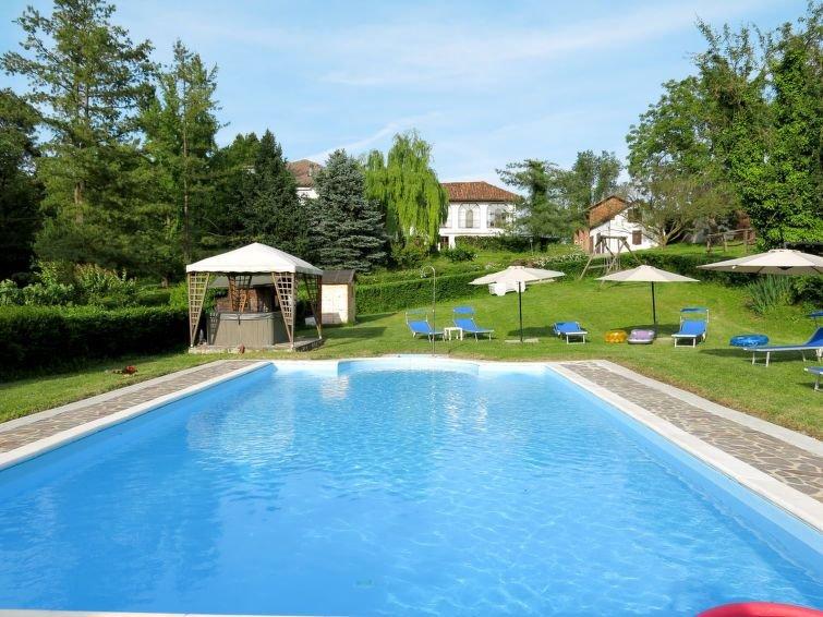 Ferienhaus Elena (AST103) in Asti - 6 Personen, 3 Schlafzimmer, vakantiewoning in Scurzolengo