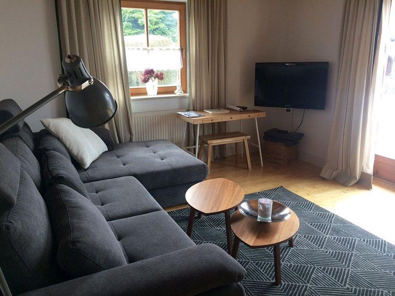 Ferienhaus, 1 Schlafzimmer, Erdgeschoss, Terrasse, 81 qm, holiday rental in Kastl