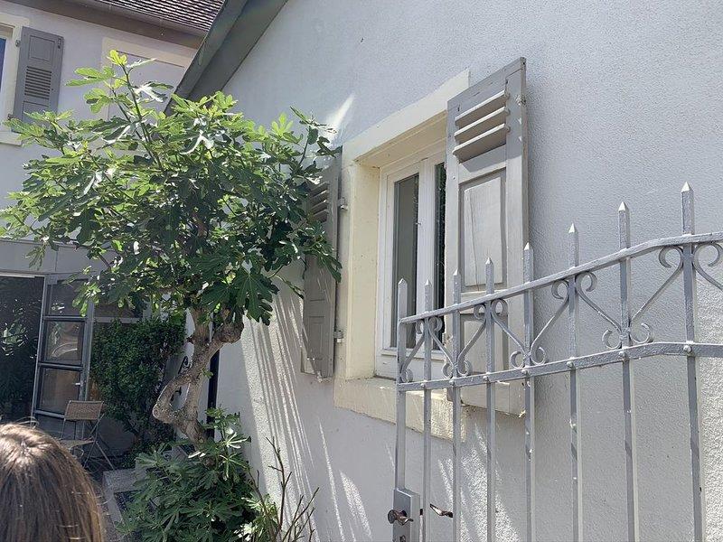 Haus mit Garten, viel Platz, holiday rental in Rhodt unter Rietburg