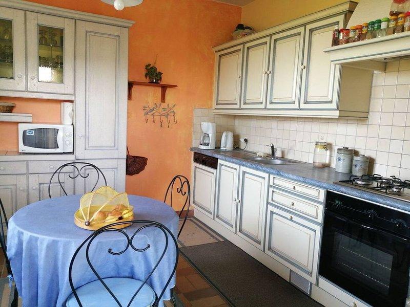 Maison au milieu de la garrigue en Drôme provençale, holiday rental in Rousset-les-Vignes