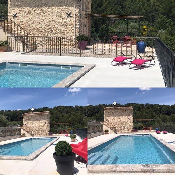 Maison en pierre 6 personnes, casa vacanza a Callas