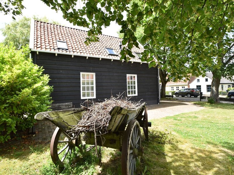 Modern Holiday Home in Wolphaartsdijk with Private Garden, alquiler vacacional en Wolphaartsdijk