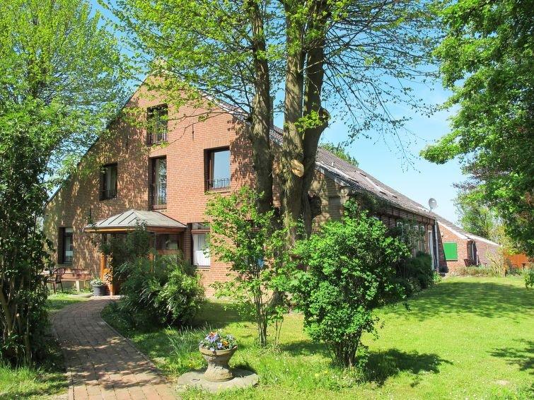 Ferienwohnung Müllerhaus (NGS102) in Neugarmssiel - 5 Personen, 1 Schlafzimmer, location de vacances à Wittmund