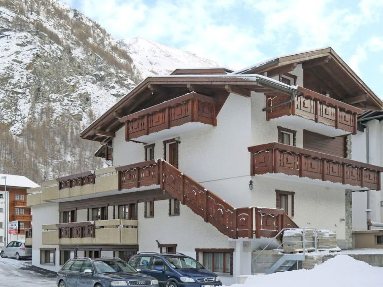 Ferienwohnung Haus Quelle (SGD133) in Saas-Grund - 4 Personen, 1 Schlafzimmer, alquiler vacacional en Saas-Fee