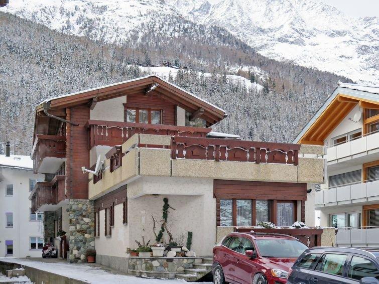Ferienwohnung Haus Quelle (SGD133) in Saas-Grund - 6 Personen, 2 Schlafzimmer, aluguéis de temporada em Saas-Fee
