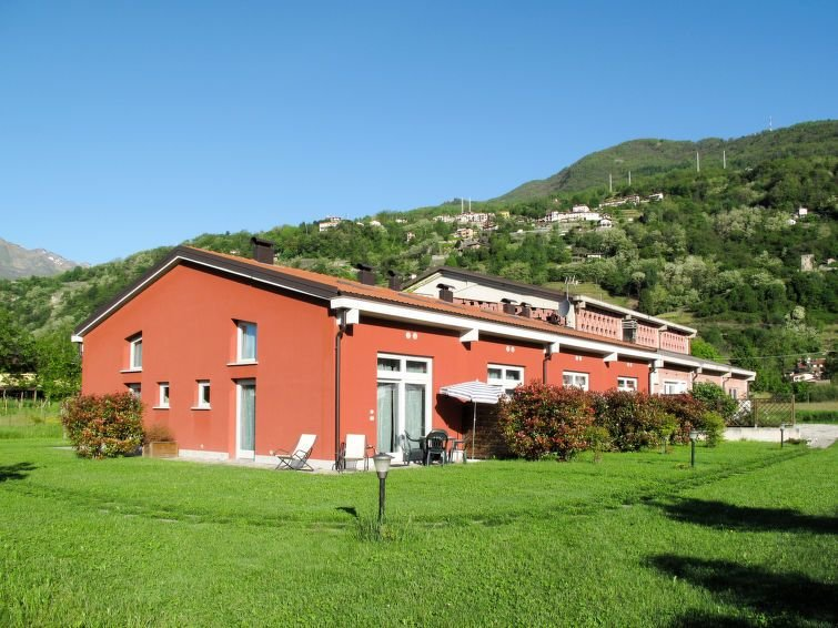Vacation home Agriturismo Gelsomino  in Dongo (CO), Lake Como - 4 persons, vacation rental in Olgiasca