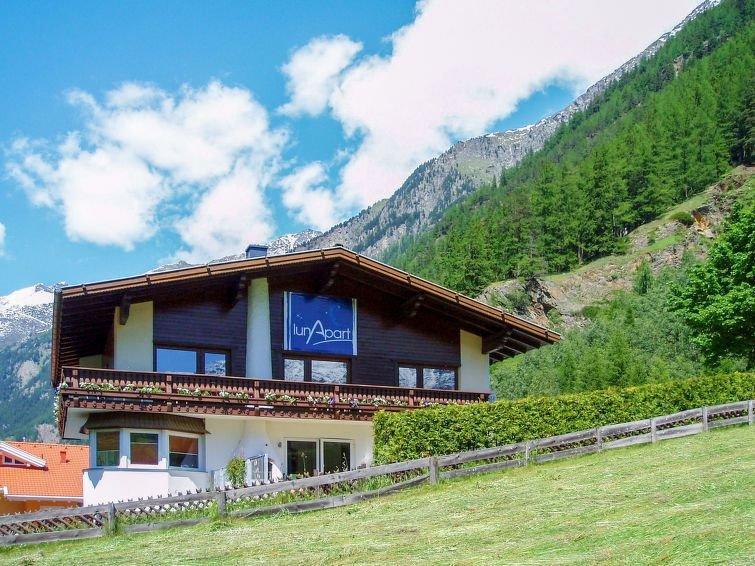 Ferienwohnung Lunapart (SOE095) in Sölden - 3 Personen, 1 Schlafzimmer, holiday rental in Solden