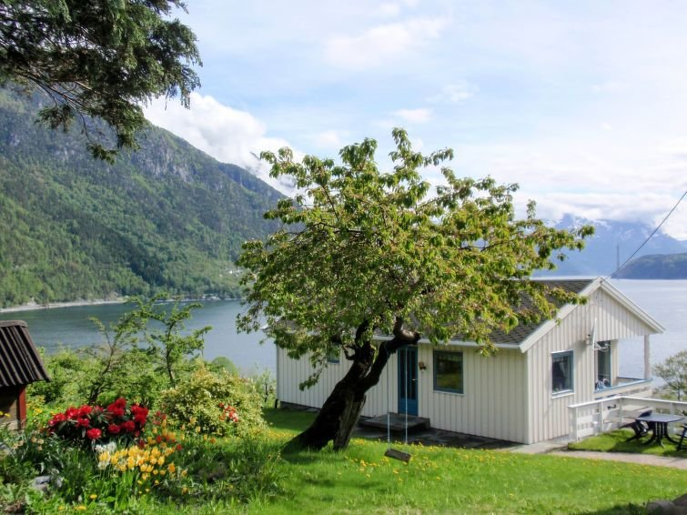 Ferienhaus Kårahuset (FJH408) in Djønno - 6 Personen, 3 Schlafzimmer, location de vacances à Granvin
