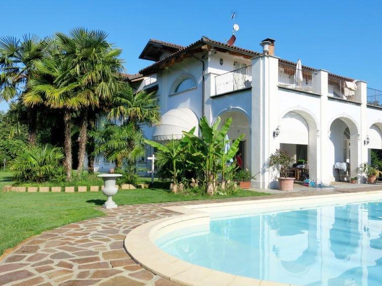 Ferienwohnung Villa Gaia (MTF250) in Montafia - 7 Personen, 3 Schlafzimmer, vacation rental in Cantarana