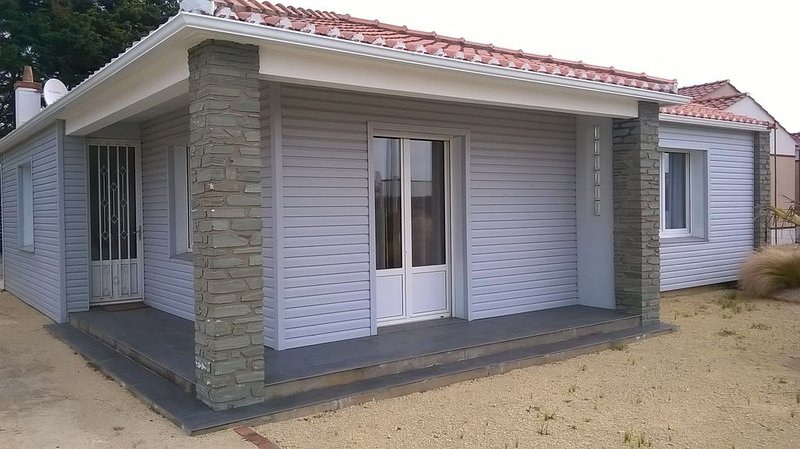 Maison 4 personnes 700 m plage, holiday rental in Saint-Hilaire-de-Riez