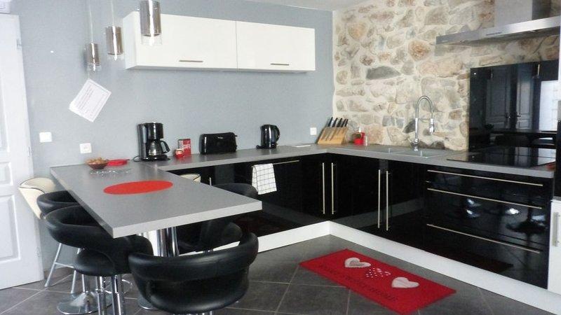 Maison de caractère confortable et spacieuse, holiday rental in Gras