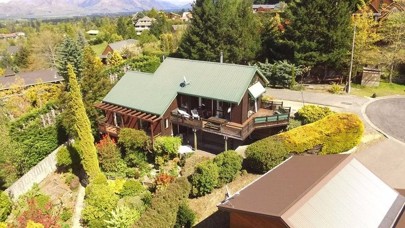 Alpine retreat - perfect for couples and families, holiday rental in Culverden