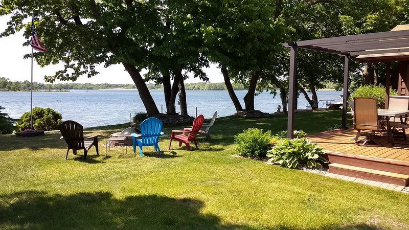 The Lake is calling, and you should go!  Lake Brophy Beauty., casa vacanza a Hoffman