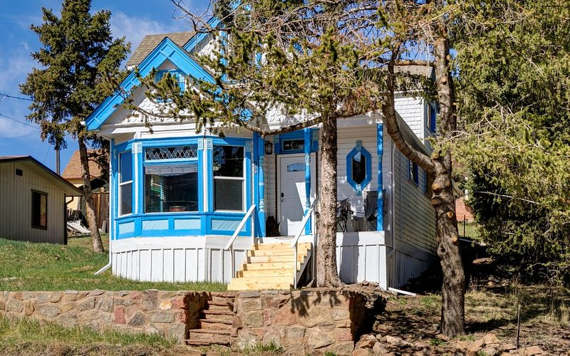 Victorian Retreat Next to the World's Highest Casino, holiday rental in Cripple Creek
