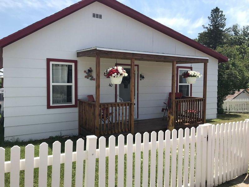 """""""Ye Ole Schoolhouse"""" Cottage, location de vacances à Custer"""
