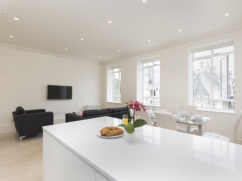 Covent Garden - The Strand - Super Central 3BR with Amazing Views, vacation rental in London