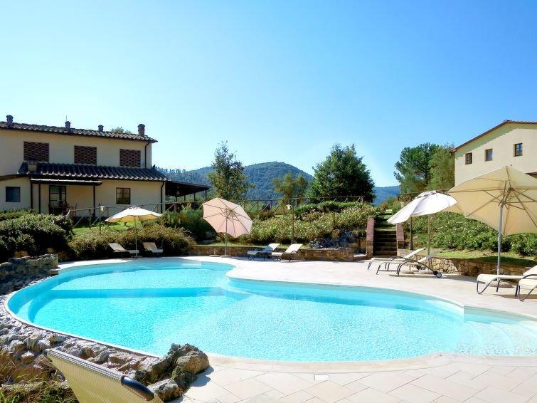 Ferienwohnung Papavero (GAM223) in Gambassi Terme - 6 Personen, 2 Schlafzimmer, holiday rental in Gambassi Terme