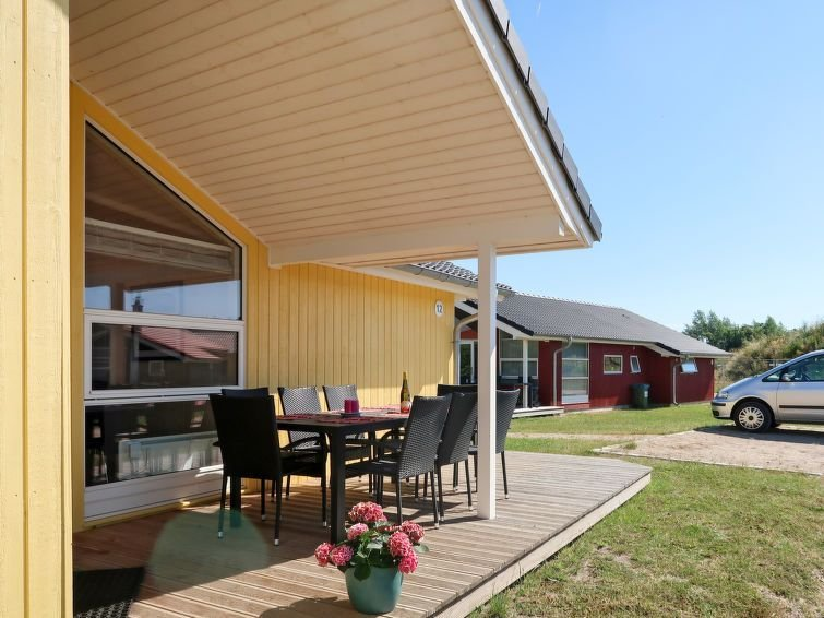 Ferienhaus Holiday Vital Resort (GBE124) in Großenbrode - 8 Personen, 3 Schlafzi, holiday rental in Grossenbrode