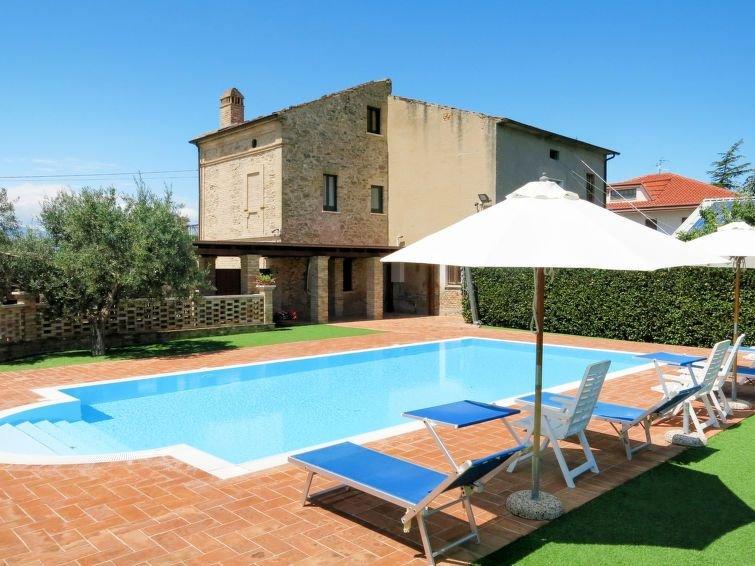 Ferienhaus Borgo Agrituristico Il Pino (ONA201) in Ortona - 8 Personen, 3 Schlaf, holiday rental in Ari