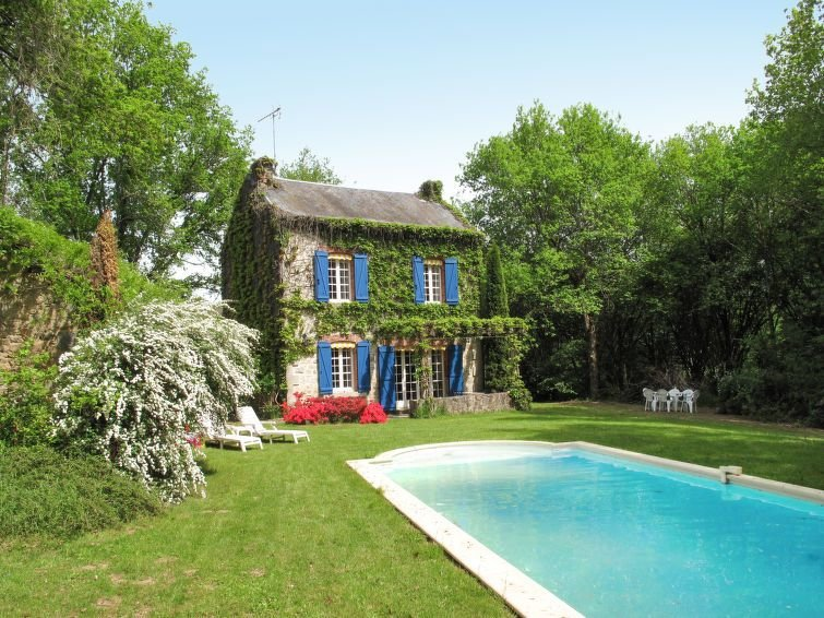 Ferienhaus La Terrade (CUI100) in Lepinas - 5 Personen, 3 Schlafzimmer, vacation rental in Champagnat