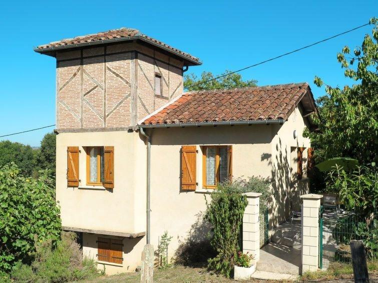 Ferienhaus Mouty (FLN400) in Bagnac - 2 Personen, 1 Schlafzimmer, vacation rental in Livinhac-le-Haut