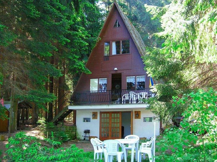 Ferienhaus Bily (SZV100) in Strizovice - 6 Personen, 2 Schlafzimmer, alquiler de vacaciones en Trebon