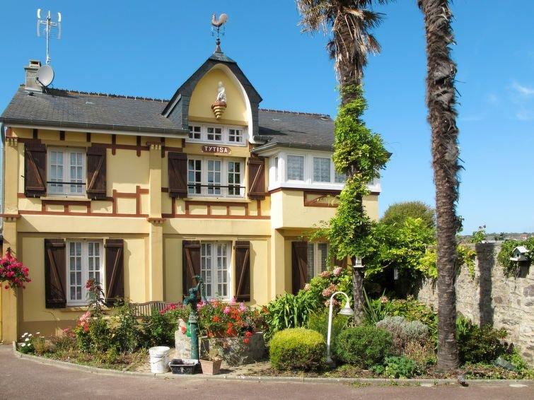 Ferienhaus Tytisa N°1 (BCT402) in Barneville Carteret - 5 Personen, 2 Schlafzimm, alquiler de vacaciones en Saint-Jean-de-la-Riviere