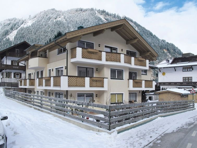 Apartment Rosa Apartmenthaus  in Mayrhofen, Zillertal - 2 persons, 1 bedroom, vacation rental in Mayrhofen