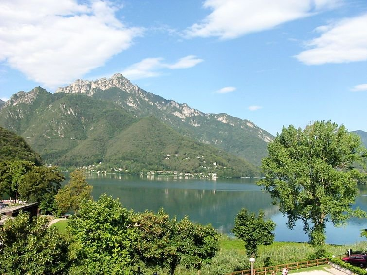 Ferienwohnung Palafitte (LDL261) in Lago di Ledro - 6 Personen, 2 Schlafzimmer, vakantiewoning in Pieve di Ledro