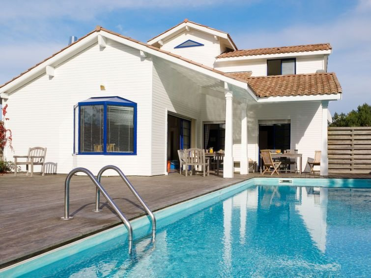 Ferienhaus Club Royal Aquitaine (MLP512) in Moliets - 8 Personen, 3 Schlafzimmer, holiday rental in Moliets et Maa