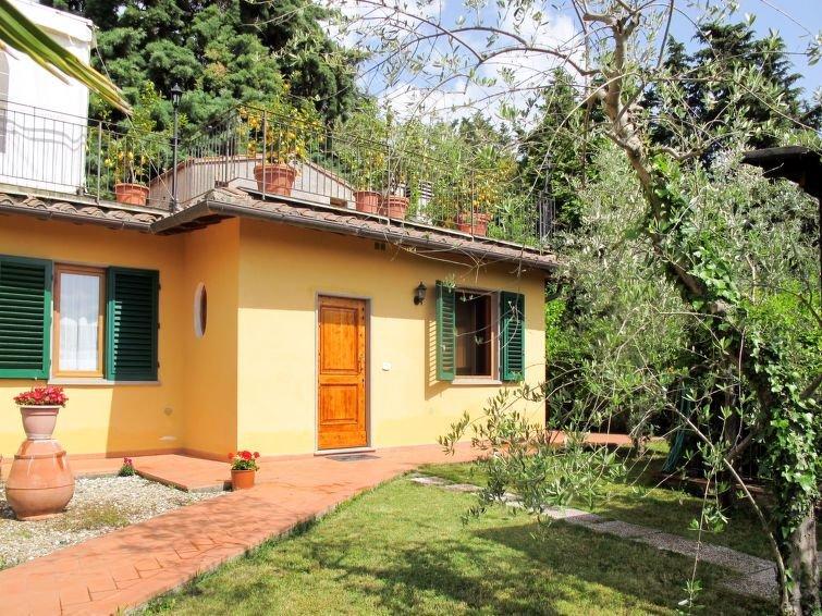 Ferienhaus Rubino (MFI141) in Montefiridolfi - 4 Personen, 2 Schlafzimmer, vacation rental in Bargino