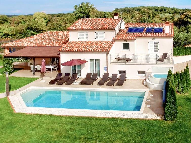 Ferienhaus Villa Vela (PUL451) in Pula - 10 Personen, 4 Schlafzimmer, aluguéis de temporada em Sisan