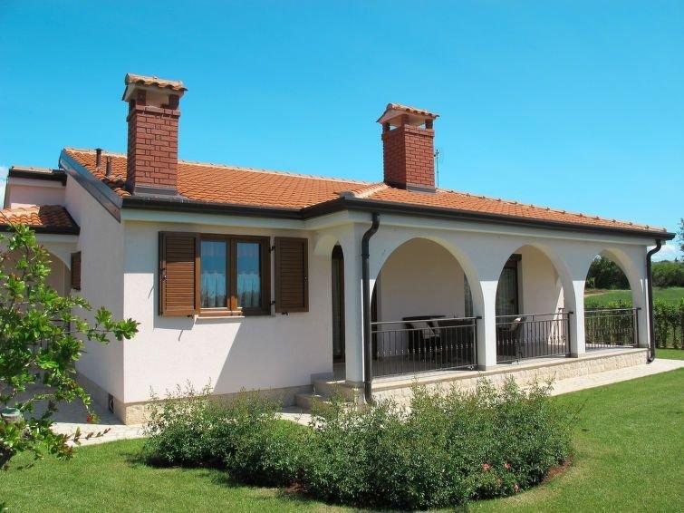 Ferienhaus Nina in Poreč - 6 Personen, 3 Schlafzimmer, holiday rental in Rosini