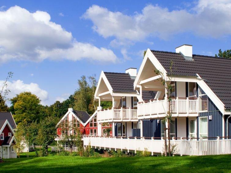 Vacation home Schlosspark Bad Saarow  in Bad Saarow, Lake district Brandenburg, vacation rental in Bad Saarow