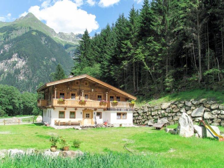 Ferienhaus Gaishütte (MHO484) in Mayrhofen - 12 Personen, 6 Schlafzimmer, location de vacances à Valle Aurina