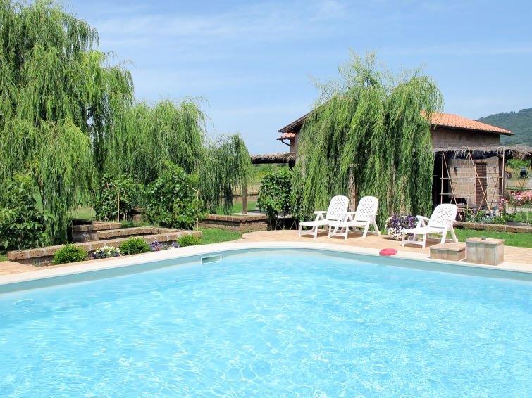 Ferienhaus Casa Alessandro (BOL565) in Lago di Bolsena - 6 Personen, 3 Schlafzim, vacation rental in Capodimonte