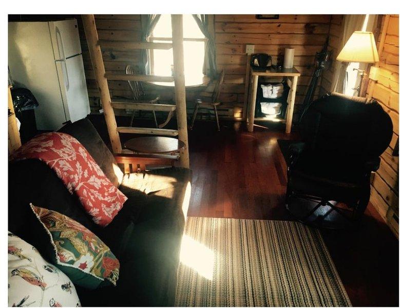 Cabin on the Kickapoo, alquiler de vacaciones en Soldiers Grove